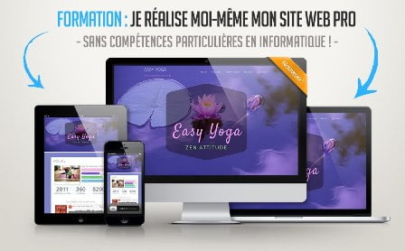 formation elearning créer son site